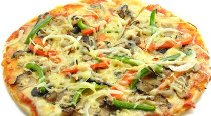 al fungi pizza